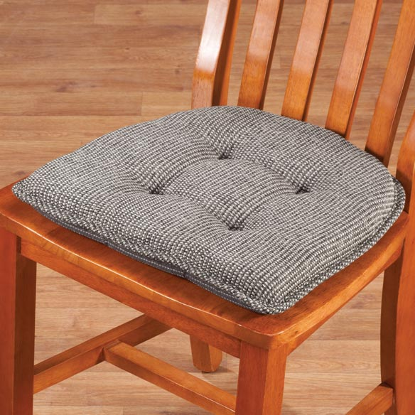Classic Tweed Chair Pad - View 2