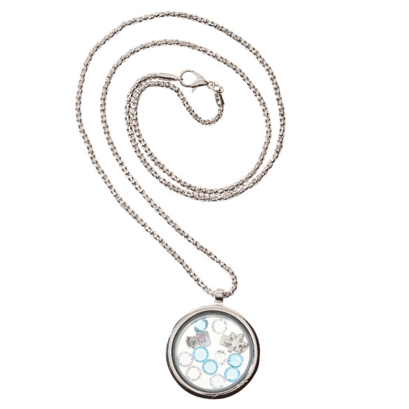 Frosty Charm Necklace - View 2