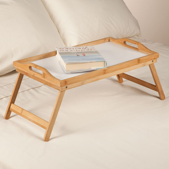 Bamboo Lap Desk - View 2