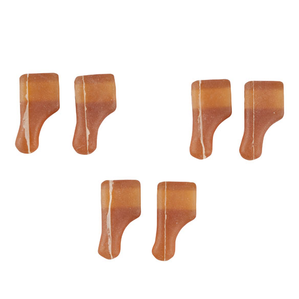 Ear Loks, 3 Pair - View 2