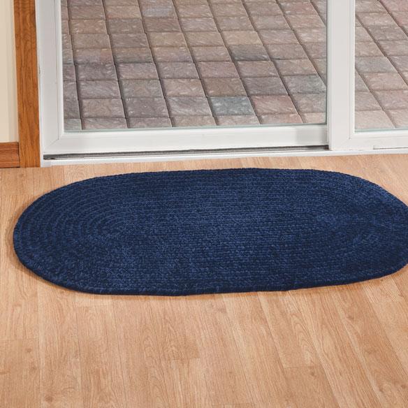 Walmart Foyer Rug : Foyer rugs walmart com mohawk home midnight rosette nylon