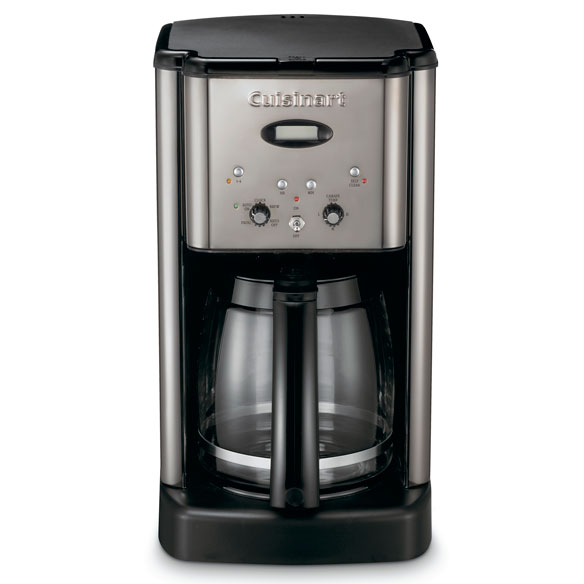 Old Cuisinart Coffee Maker : Cuisinart Brew Central 12-Cup Programmable Coffee Maker - Walter Drake