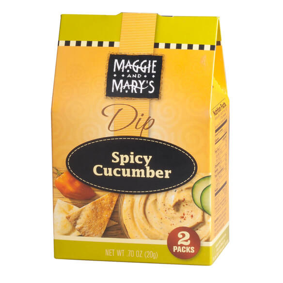 Maggie and Mary's Spicy Cucumber Dip Mix - View 2