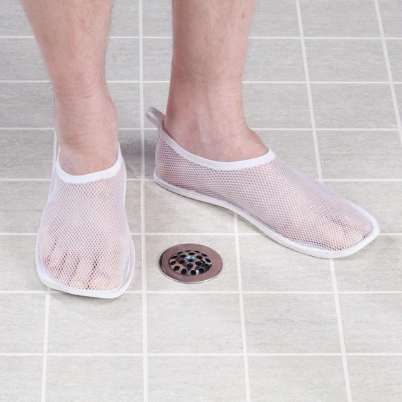 Mesh Shower Slippers - View 3