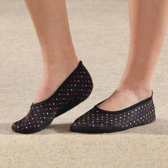 Healthy Steps™ Ballet Non-Slip Slipper - View 3