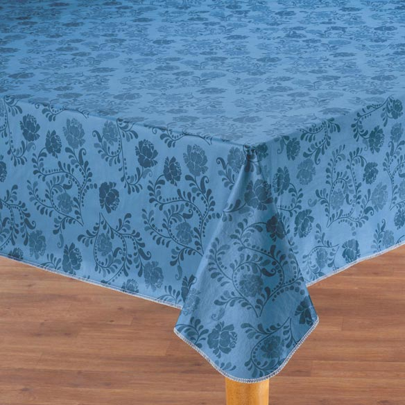 The Kathleen Vinyl Table Cover - View 3