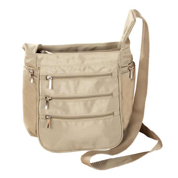 Organizzi Crossbody Rfid Bag Rfid Protection Walter Drake