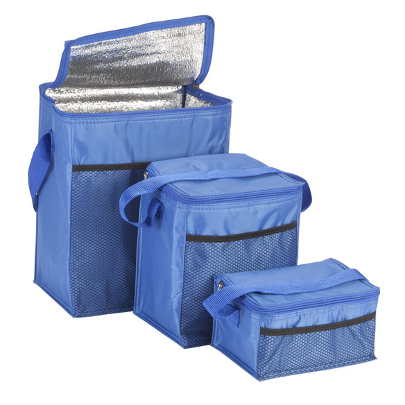 Insulated Cooler Bags, Set of 3 - View 2
