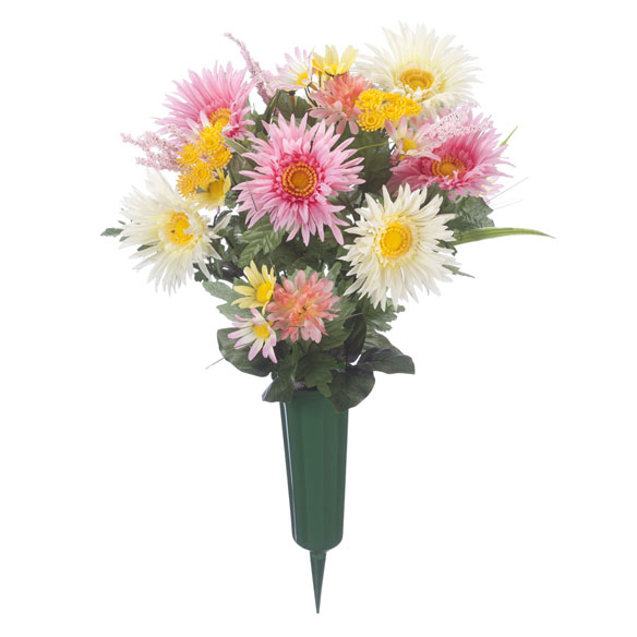 Daisy Memorial Bouquet by OakRidge Outdoor™ - View 2