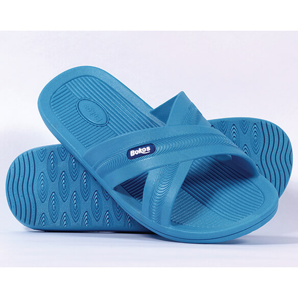 Bokos Women's Rubber Sandals - View 2
