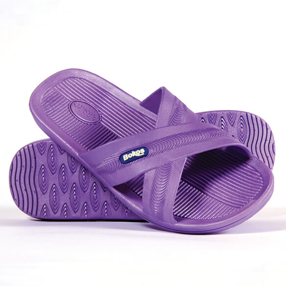Bokos Women's Rubber Sandals - View 3