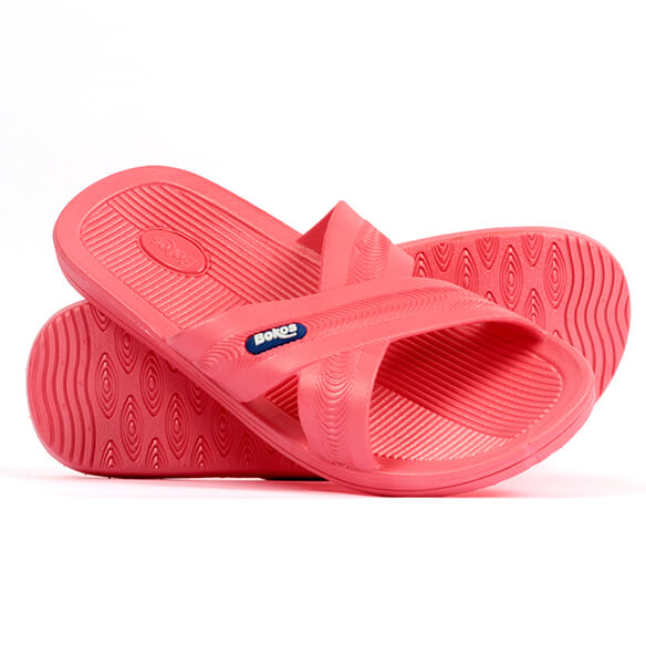 Bokos Women's Rubber Sandals - View 4