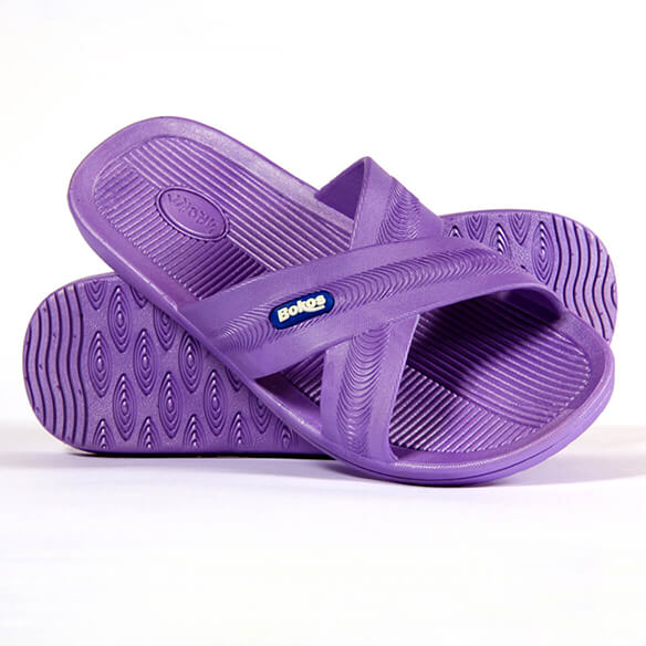 Bokos Women's Rubber Sandals - View 5