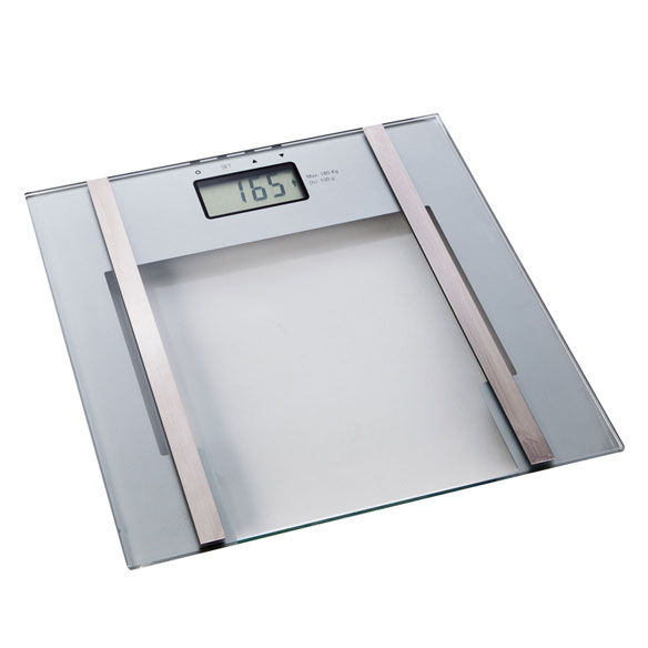 2-in-1 Glass Digital Bath Scale - View 2