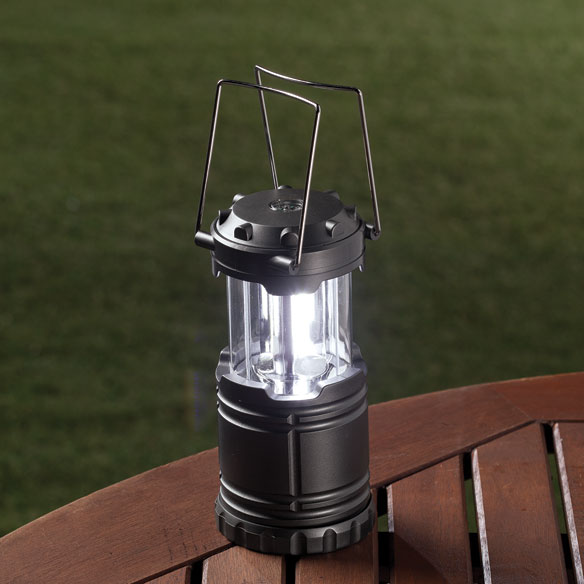 Collapsible Lantern with Compass - View 4