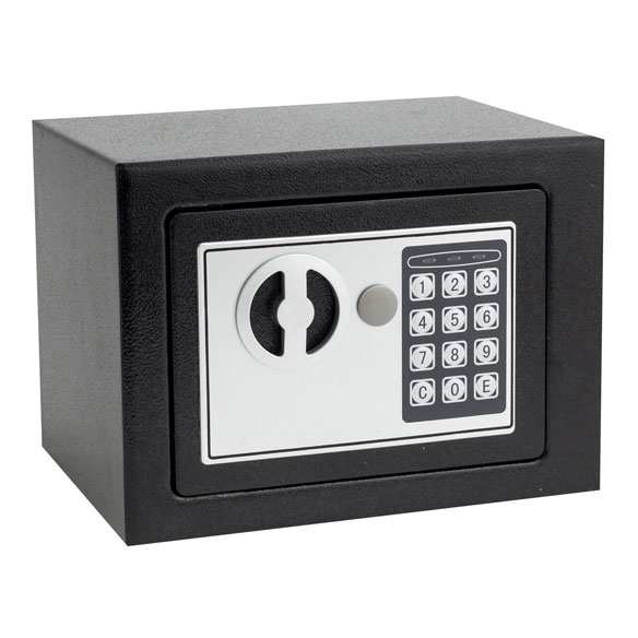 Electronic Safe Box - View 2