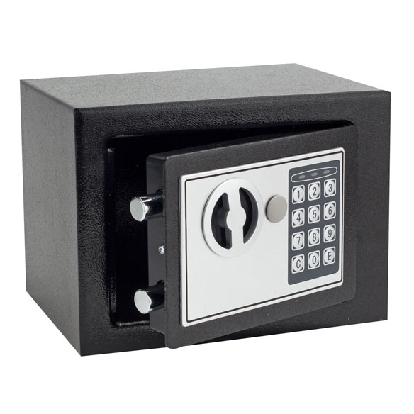Electronic Safe Box - View 4