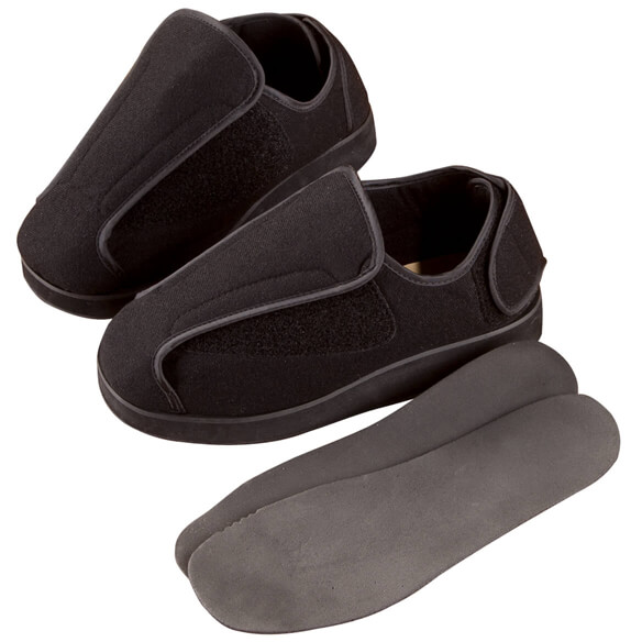 Adjustable Edema Slippers - View 2