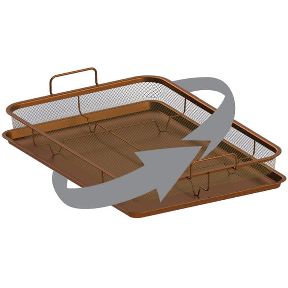 As Seen On TV Copper Crisper ™ - View 5