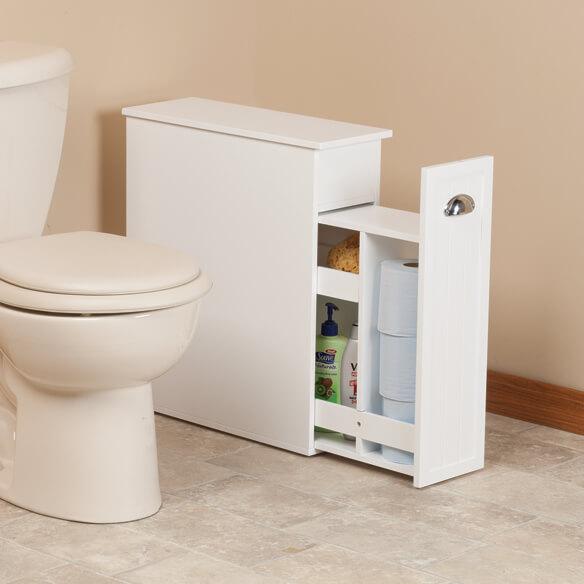 Slim Bathroom Storage Cabinet By Oakridge Slim Cabinet