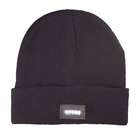 Knit Cap With Led Light Winter Cap Light Hat Walter