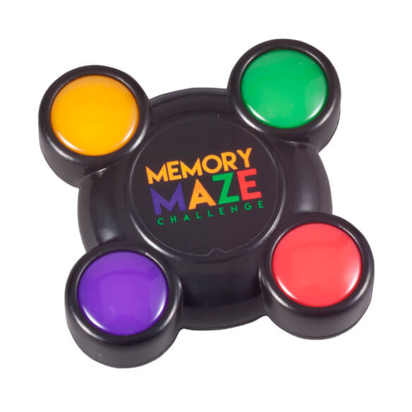 Memory Maze Challenge Hand Held Game - View 2