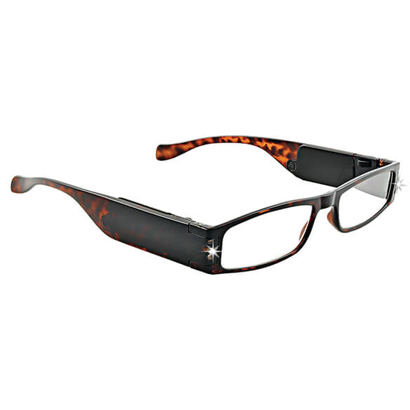 Lightspecs® Lightweight LED Reading Glasses - View 3