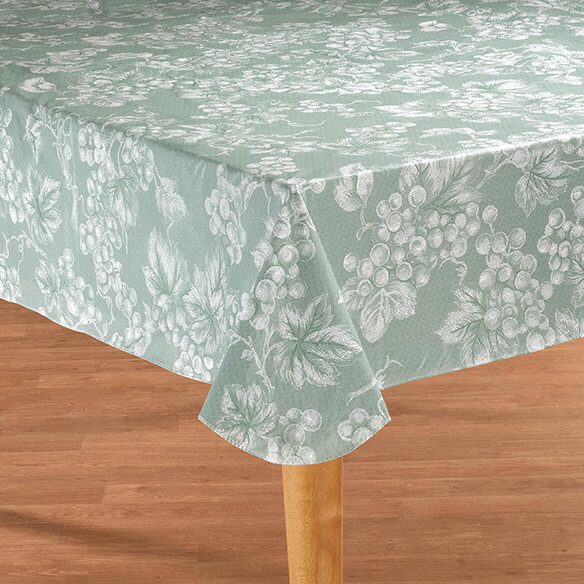 Grape Vine Premium Vinyl Table cover - View 3
