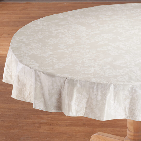 Grape Vine Premium Vinyl Table cover - View 4