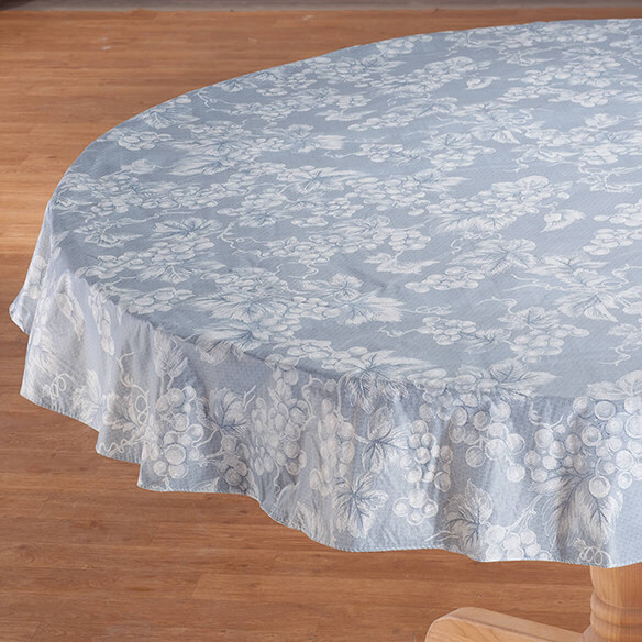 Grape Vine Premium Vinyl Table cover - View 5
