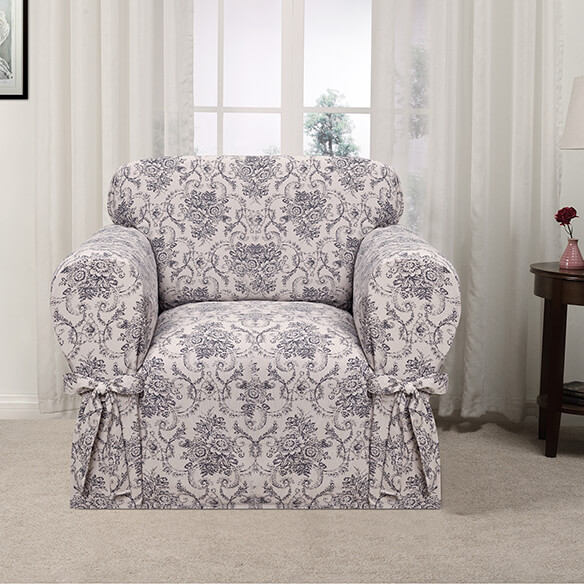 Kathy Ireland Chateau Chair Slipcover Recliner Cover